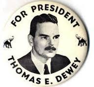 Dewey for President