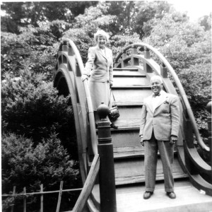 George and Helen_1949