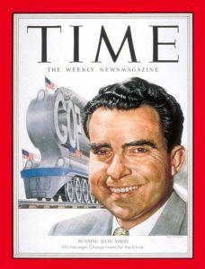 Nixon Time Magazine