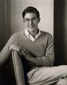 Chris Koch in 1951