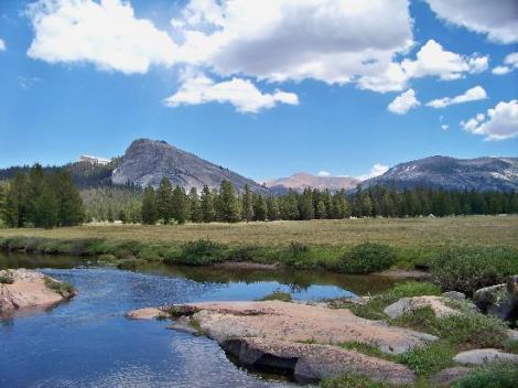 Tuolumne-Meadows-Campground