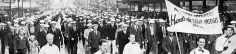 Strike for Harry Bridges