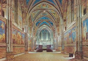 Assisi interior