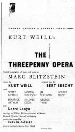 Threerpenny Opera