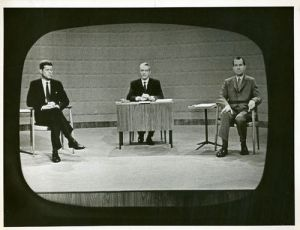Nixon Kennedy Debate 1960
